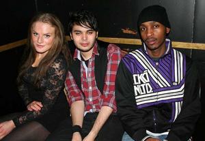 Rock&K. Mahlin, Stefan och Rajan