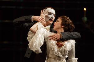Peter Jöback har tidigare spelat rollen som The Phantom på Broadway.