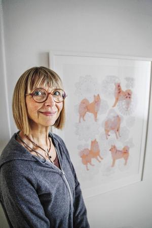 Ewa Carlsson ställer ut