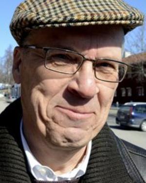 Ulf Hilding (M), oppositionsråd i Ljusnarsberg.