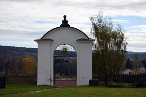 Vid Torsåker kyrka fick de dömda motta nattvarden innan de fördes till berget för att möta sin död.