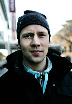 Andreas Svensson, 29, Östersund:– Nej, jag kände inte till att det var våffeldagen. Men nu när jag vet kanske det blir en våffla.