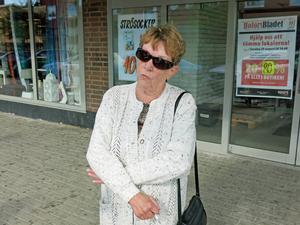 – Det är ju etablerade Hoforsbor som är med där och jag tror att folk litar på dem, säger Hoforsbon Irene Senbom Munter om Hoforspartiet.