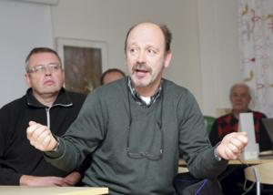 Peter Gerdin, koncernchef Gerdins Holding AB