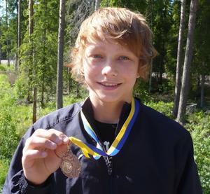 Elias Norén från Enånger tog bron i Tuzla-cup i tyska Berlin i helgen.