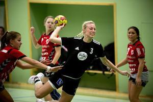 Härnösand tog äntligen en seger i damernas division 1. Det blev vinst mot HK Eskil