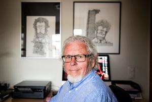 Thorbjörn Larsson fyller 70 år.