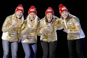 De norska damernas stafettguld var en av höjdpunkterna under VM, enligt Ravald själv.