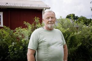 Roland Halvarsson har varit intresserad av fåglar sedan 80-talet.