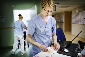 Medicineringen är avgörande för hur hjärtpatienterna mår. Balansen mellan preparaten är mycket viktig.
