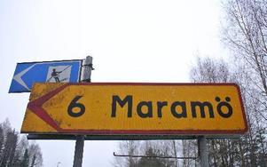 I Maramö ska borgarna ha krismöte i dag. Foto: Johan Nilsson