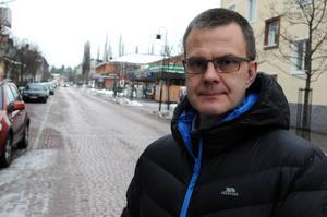 Thomas Carlsson, samhällsbyggnadschef, hoppas att det blir en skärpning när det gäller parkering i Vansbro, så övervakningen på sikt kan tas bort.