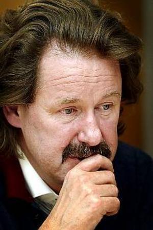 Foto: GUN WIGH JO-anmäler. Carl-Lennart Gustafsson har anmält kommunrevisionen till justitieombudsmannen.