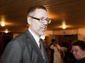 Sören Hellberg, ordförande i Torsångs kyrkoråd, berättar att det planeras för ännu mer verksamhet i Torsångs församlingshem.