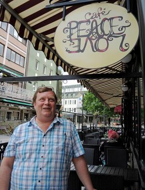 Peter Johansson vill återskapa
