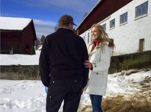 En av bönderna i den kommande säsongen av är en bonde från Jämtland på drygt 50 år.