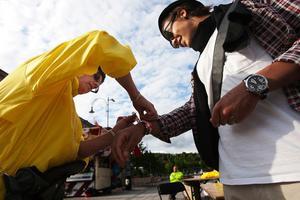 Nu är det snart Sundvalls Torgfest, men tyvärr inte för alla. Höga entréavgifter gör att alla inte kan vara med och ha trevligt, skriver signaturen