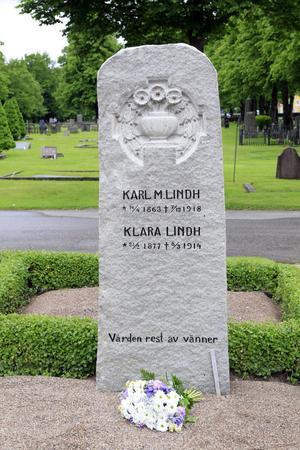 Graven finns i Gävle.