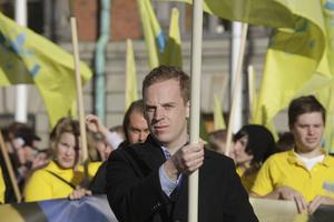 Putin – om Gustav Kasselstrand själv får välja.