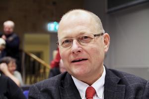 Håkan Englund (S), ordförande i förbundsdirektionen för KFSH.