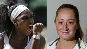 Susanne Celik kunde ha mött Serena Williams.