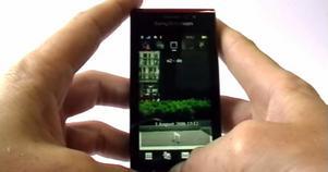 Videospecial: Så är Sony Ericsson Satio och Aino