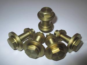 Med med den nya processen TiSurf blir metallen upp till tre gånger hårdare än hårdkrom,