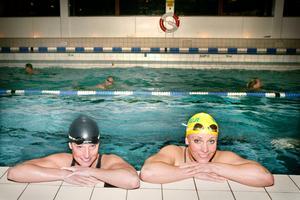 Johanna Johansson och Kia Kilpinen tog hem totalt sju guld när Masters-SM avgjordes.