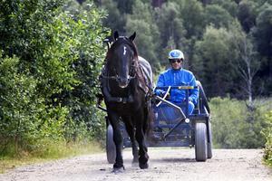 Jan-Olov Persson och Järvsöfaks laddar nu för det sista kapitlet i en sagolik karriär. Chansen finns att han sätter punkt med seger 200 på Bollnäsovalen.
