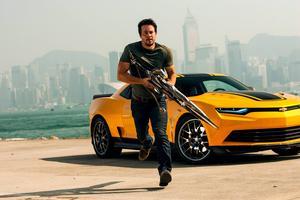 Mark Wahlberg är det nya huvudrollsinnehavaren i den fjärde