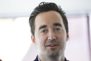 Johan Crona, investeringsansvarig på Almi Invest