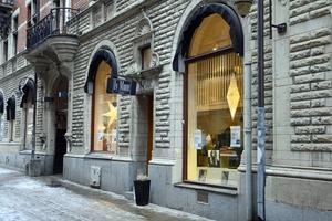 Butiken In Moode på Torggatan i Stenstan.