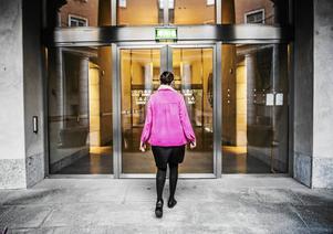 Birgitta Ohlsson lämnar riksdagen efter valet.