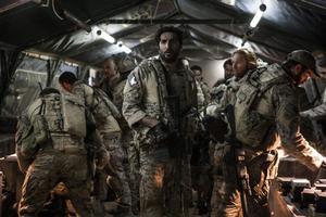 Fares Fares. Har en viktig biroll i filmen om jakten på bin Laden. Foto: Scanpix