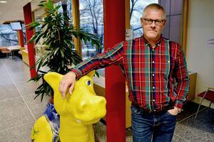 – Jag tror definitivt att tjejer kommer ta för sig och skaffa sig positioner som gör att maktförskjutningen kommer att kunna gå rätt så fort, säger Björn Swedén, gymnasieutredare på Sundsvalls kommun.