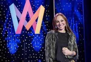 Charlotte Perrelli får inte vara programledare, men uppträder som artist i deltävlingen i Göteborg. Arkivbild.    Foto: Christine Olsson/TT