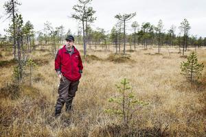 Lars-Erik Lundberg från Rörön är kritisk till Jämtkrafts planer på torvbrytning på Bölesmyren, väster om Vigge, i Bergs kommun. Nu svara Jämtkraft på kritiken.
