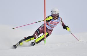 Anna Swenn Larsson första åk kan bli det lyft hon sökt i världscupen.