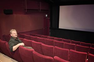 För långa biofilmer finns inte enligt Palladiums platschef.