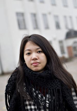 Felicia Liu har bloggat om sina egna erfarenheter av mobbning på Murgårdsskolan i Sandviken. – För nåt år sen blev jag kontaktad av en tjej från skolan som sa att hon var ledsen för att hon inte gjort mer, men att hon bara var ett barn då, säger hon.