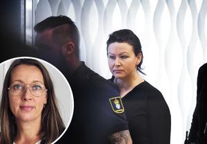 Försvarsadvokaten Amanda Hikes (infälld) anmäler VLT till Pressombudsmannen.