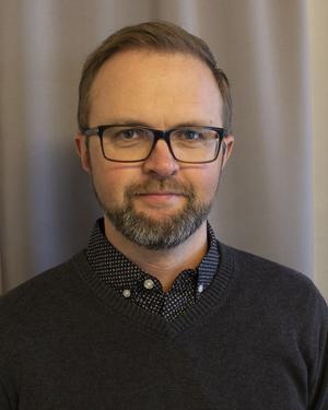 Mathias Sundin leder bussprojektet. Arkiv.