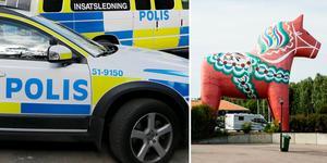 En man i 60-årsåldern har gripits misstänkt för stöld genom inbrott. Foto: Emma-Sofia Olsson/TT,  Adam Ihse/TT
