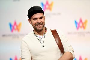 En av Stiko Per Larssons höjdpunkter från 2017 är att han vann P4 Nästa med sin låt
