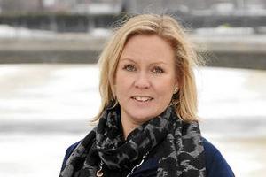 Anna Hedensjö Johansson, regionchef Svenskt Näringsliv Västernorrland.