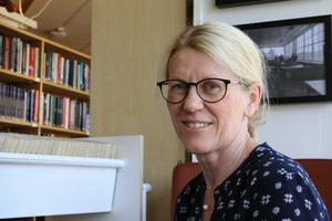 Monica Skantz, chef för kultur- och bildningsförvaltningen i Lekeberg.Foto: Peter Eriksson/Arkiv