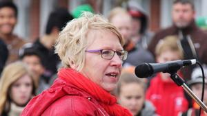 Ewa Lindstrand är engagerad i skarvfrågan som många har synpunkter på och nu är frågan uppe på toppnivå i EU-kommissionen.