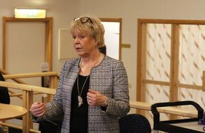 Birgitta Häggqvist, vice kommunalråd i Sollefteå.