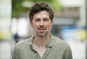 Martin Aagård får inte fortstätta sin tjänst på Aftonbladets kulturredaktion. Foto: Henrik Montgomery / TT