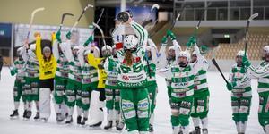 VSK är historiska mästare i damernas Svenska cupen.